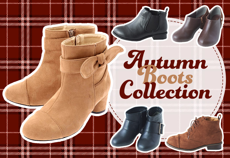 AUTUMN BOOTS COLLECTION